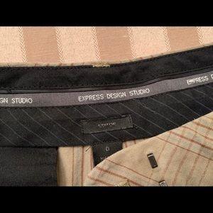 Express Pants & Jumpsuits - Express hip hugger bell bottoms